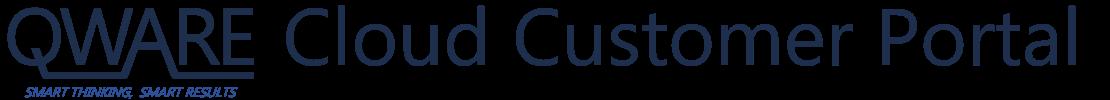 Cloud Customer Portal